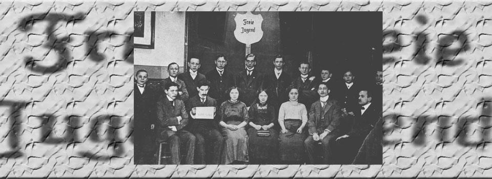 """1904 wurde in Berlin der """"Verein der Lehrlinge und jugendlichen Arbeiter"""" gegründet."""
